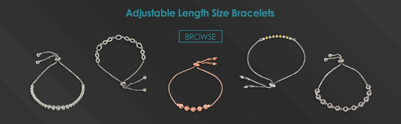 Sliding Bracelets