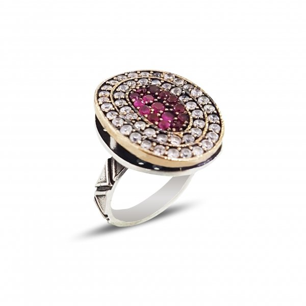 Ottoman Style Ring - R14439