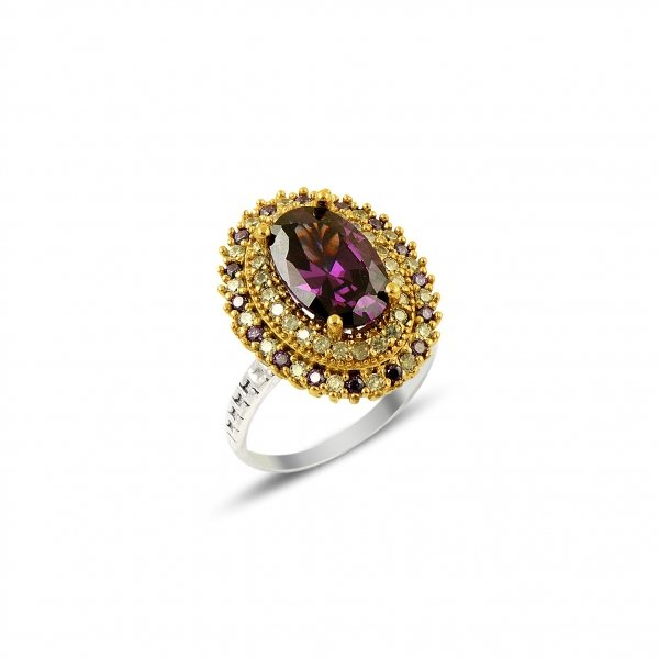 Ottoman Style Ring - R14430
