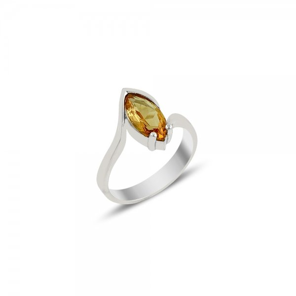 Sultanit Solitaire Marquise Ring - R81713