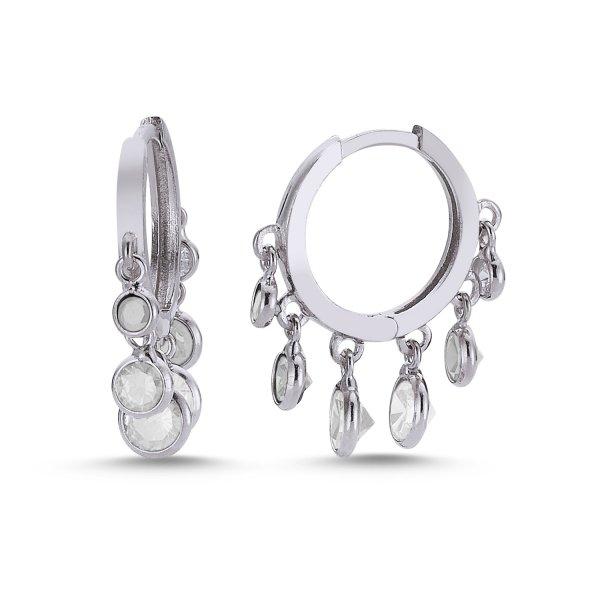 CZ Earrings - E13858