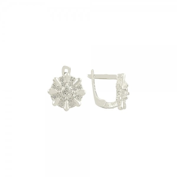 CZ Earrings - E81924