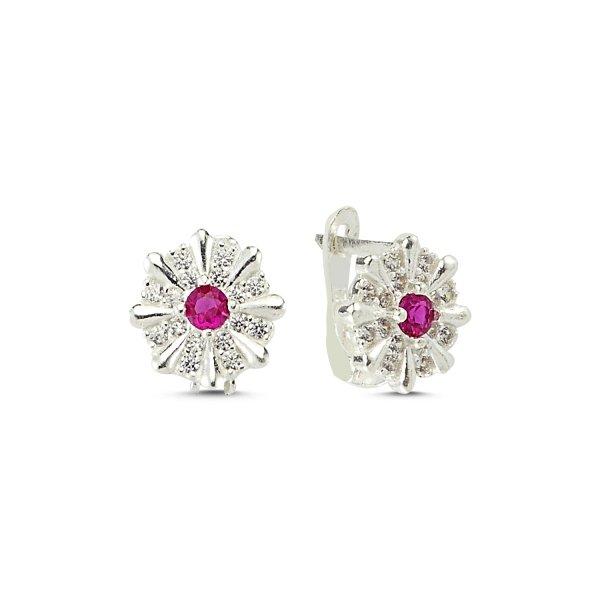 CZ Earrings - E83216