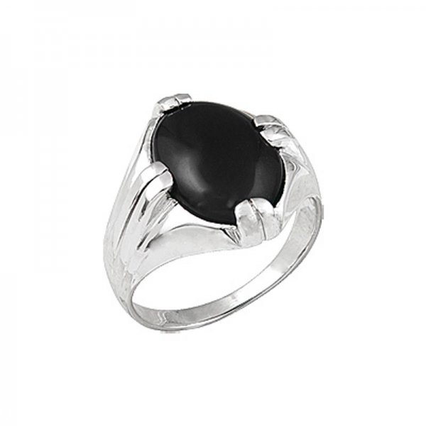 Silver Gemstone Ring - R00591