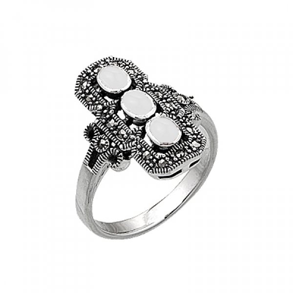 Marcasite Ring - R05025