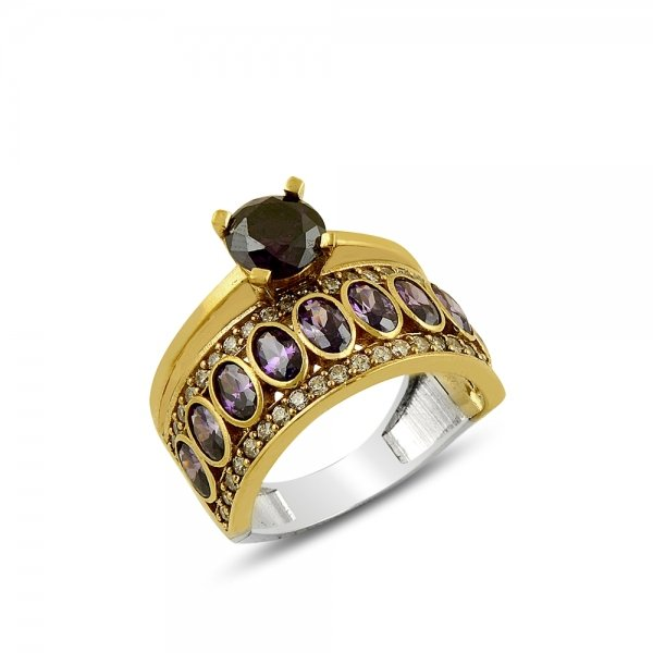 Ottoman Style Ring - R13956