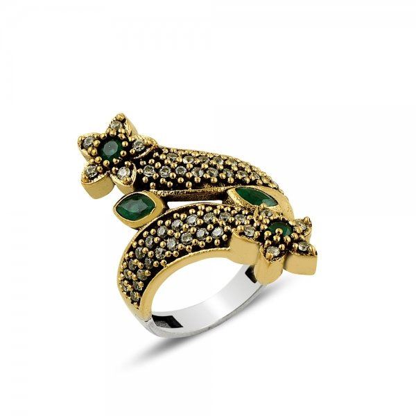 Ottoman Style Ring - R13962