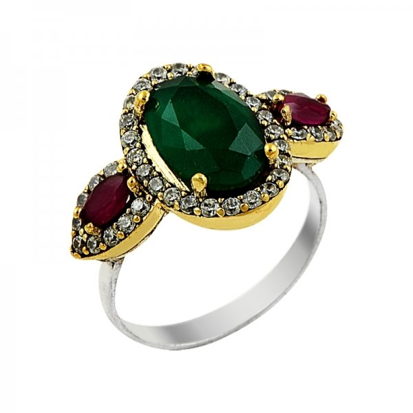 Ottoman Style Ring - R14068