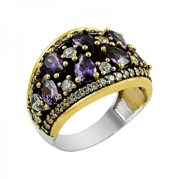 Ottoman Style Ring - R14074