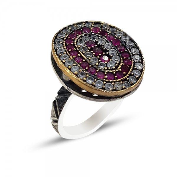 Ottoman Style Ring - R14330
