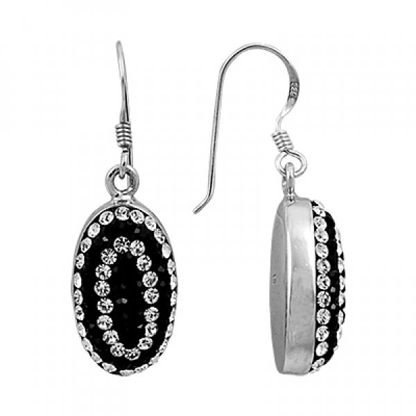 Crystal Earrings - E01490