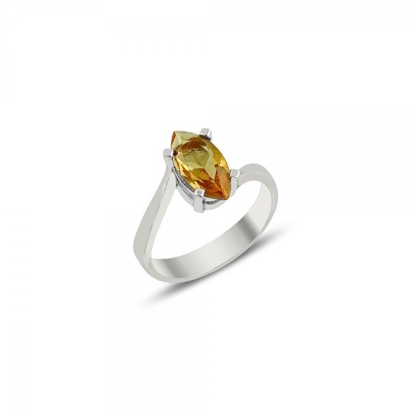 Sultanit Solitaire Marquise Ring - R81716
