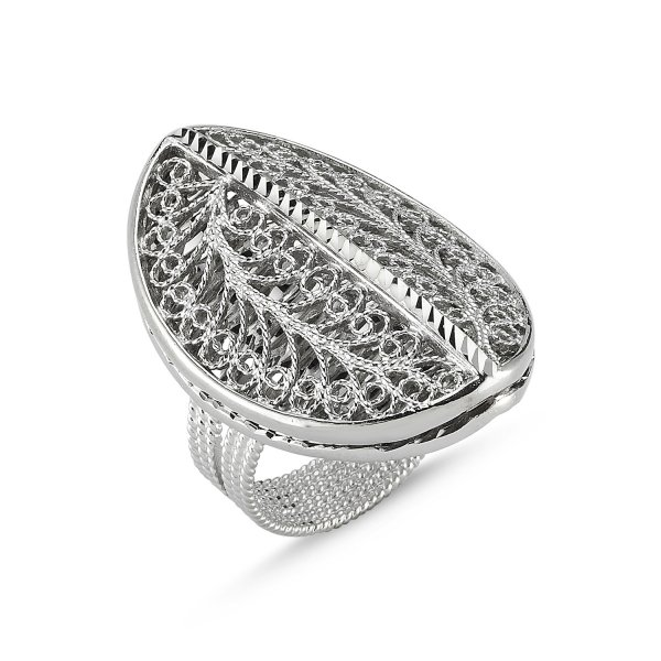 Filigree Ring - R82634