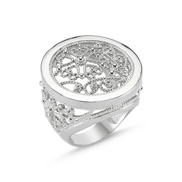 Filigree Ring  - R82636