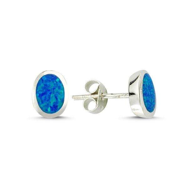 Opal earrings - E83121