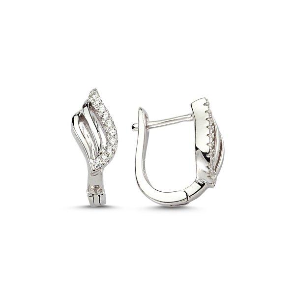 CZ Earrings  - E83222