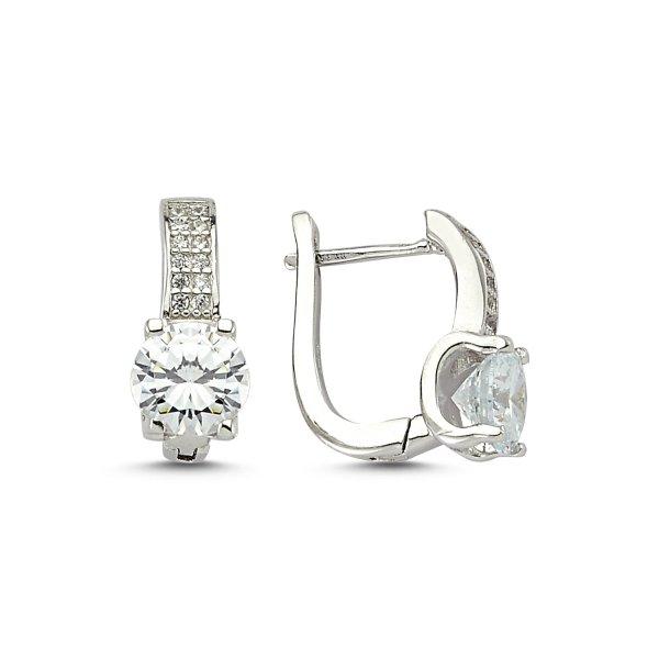 CZ Earrings  - E83223