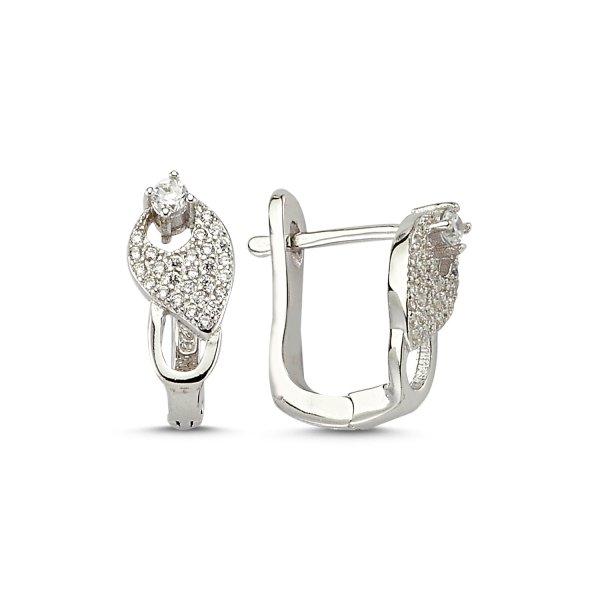 CZ Earrings  - E83237