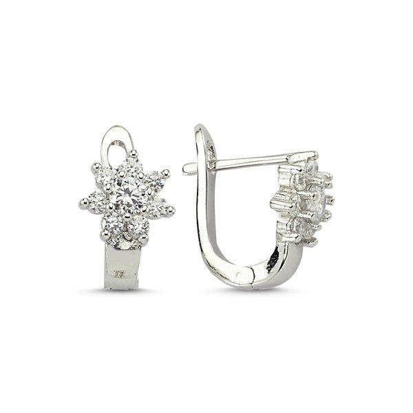 CZ Earrings  - E83240