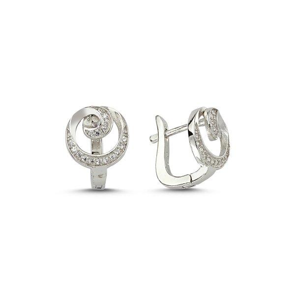 CZ Earrings  - E83242