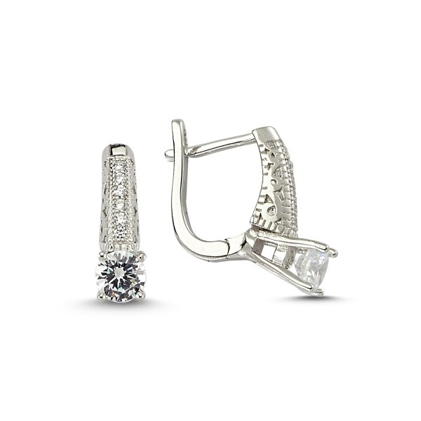 CZ Earrings  - E83254