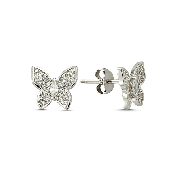 CZ Earrings - E83261