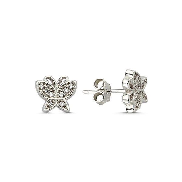 CZ Earrings  - E83263