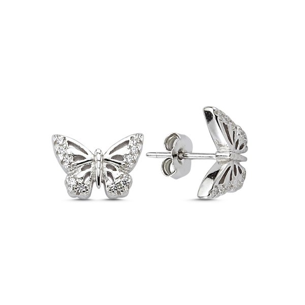 CZ Earrings  - E83264