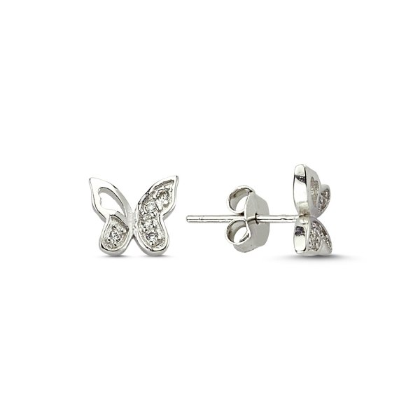 CZ Earrings  - E83265