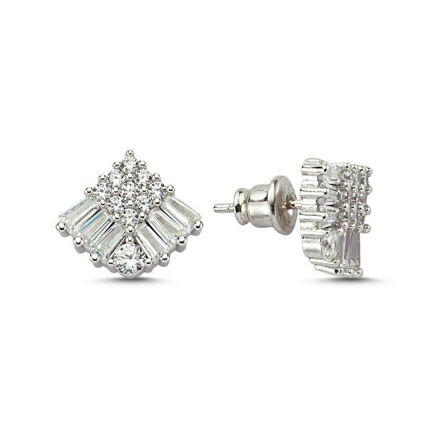 CZ Earrings  - E83267
