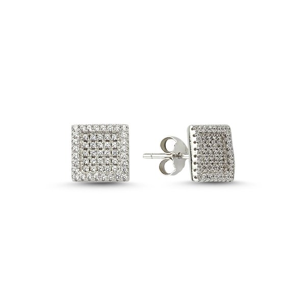 CZ Earrings  - E83269