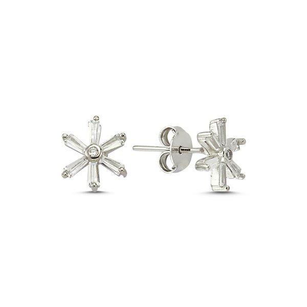 Baguette CZ Earrings - E83270