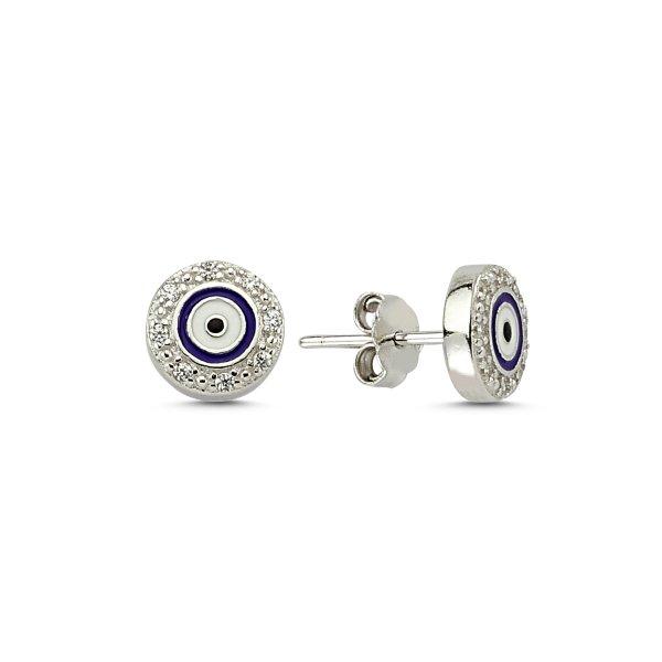CZ  Earrings - E83272