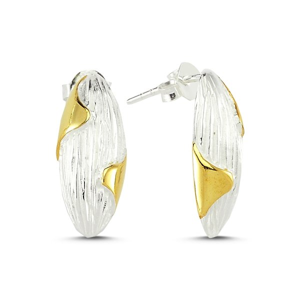 Stoneless Earrings - E83550