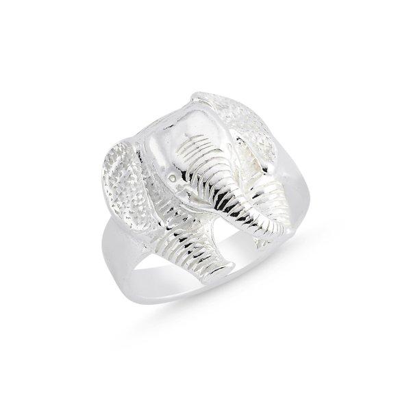 Stoneless Elephant Ring - R84118