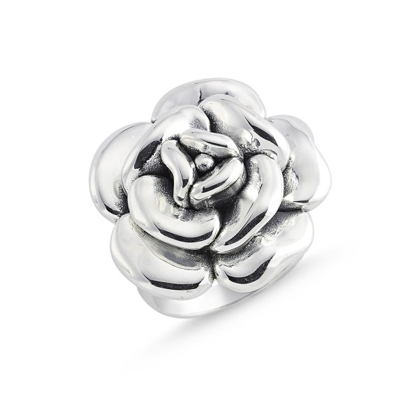 Stoneless Rose Ring - R84136