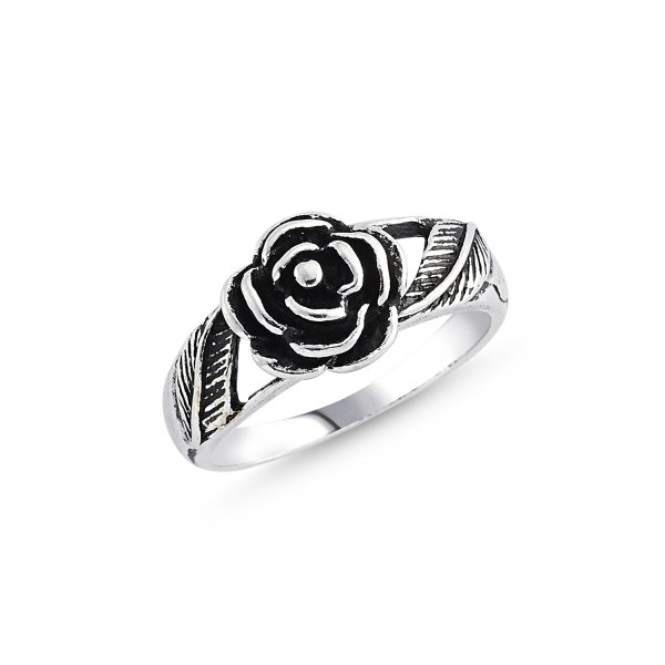 Stoneless 925 Sterling Silver Ring  - R84142