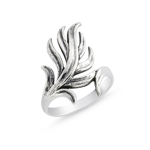 Stoneless 925 Sterling Silver Ring  - R84147