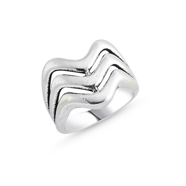 Stoneless 925 Sterling Silver Ring  - R84152