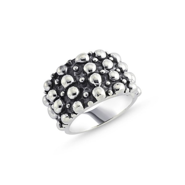Stoneless 925 Sterling Silver Ring  - R84158