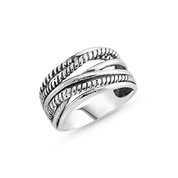 Stoneless 925 Sterling Silver Ring  - R84164