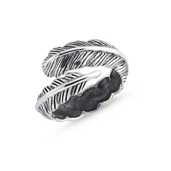 Stoneless 925 Sterling Silver Ring  - R84171