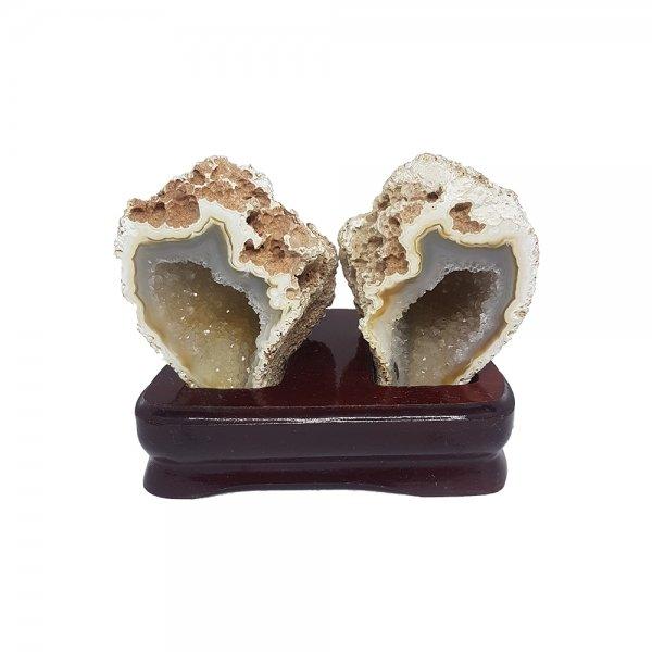 Agate Quartz Stone - AC84420