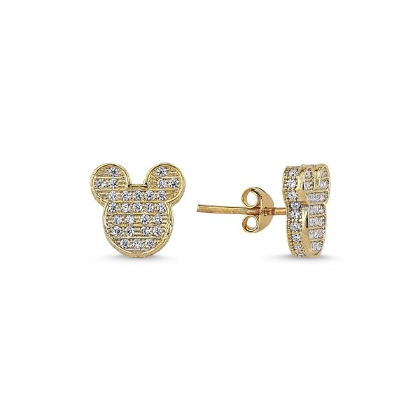 CZ Earrings - E84584