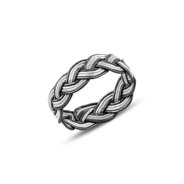 Kazaz Hand Knitted Ring - R90574