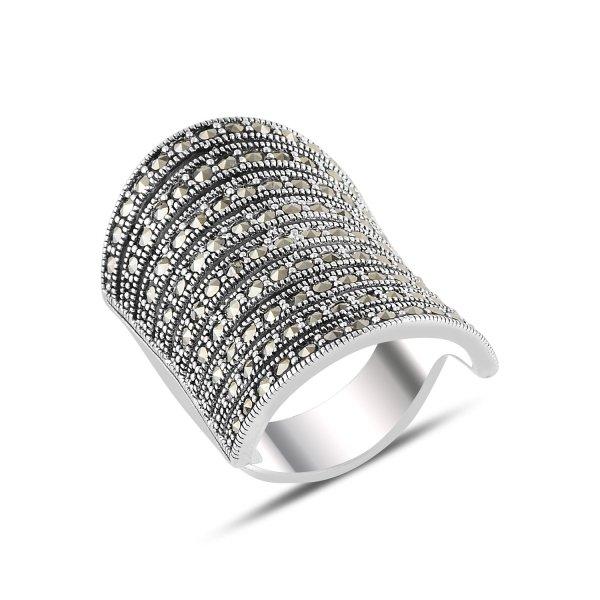 Marcasite Ring - R92527