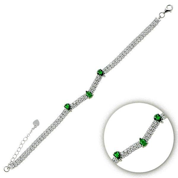 Gemstone Bracelet - B09303