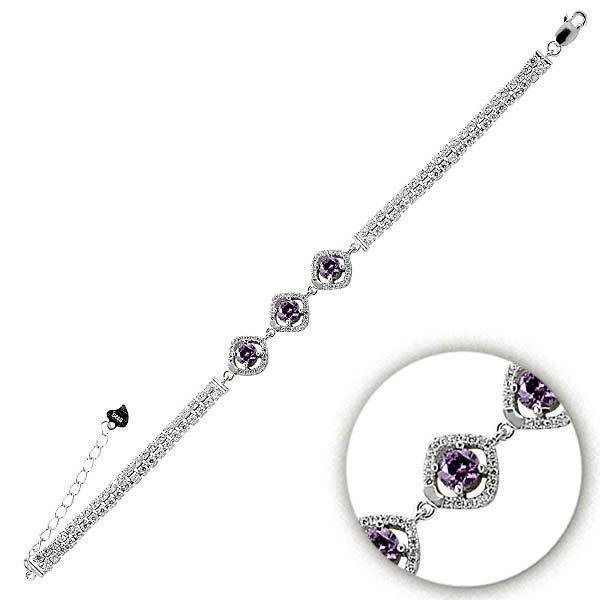 Gemstone Bracelet - B09304