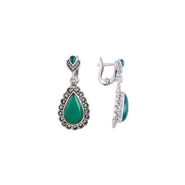 Marcasite Earrings - E05451
