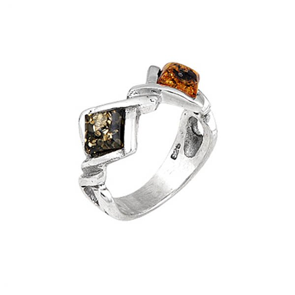 Amber Ring - R00324